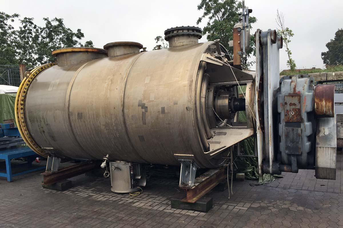 Titan Drying Plant