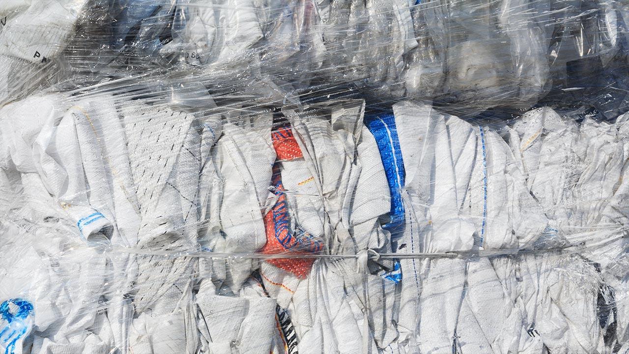Foil remnants